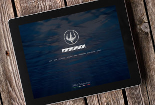 Immersion Diving Watches - Website Design and Development