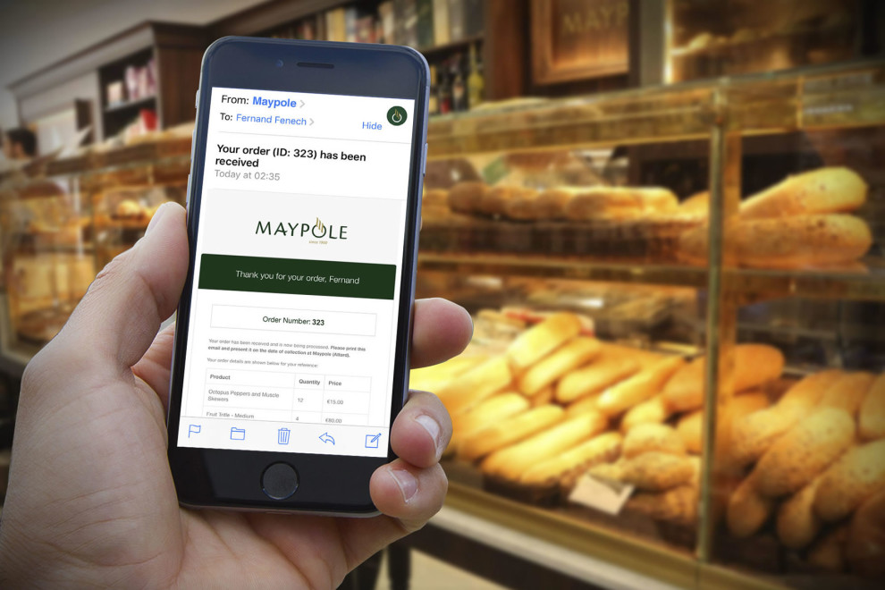 Maypole - Custom Website Design and Development