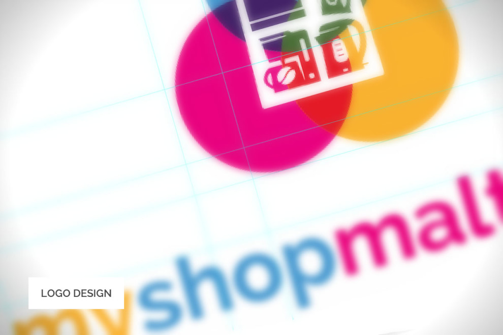 MyShopMalta.com - Website and Branding