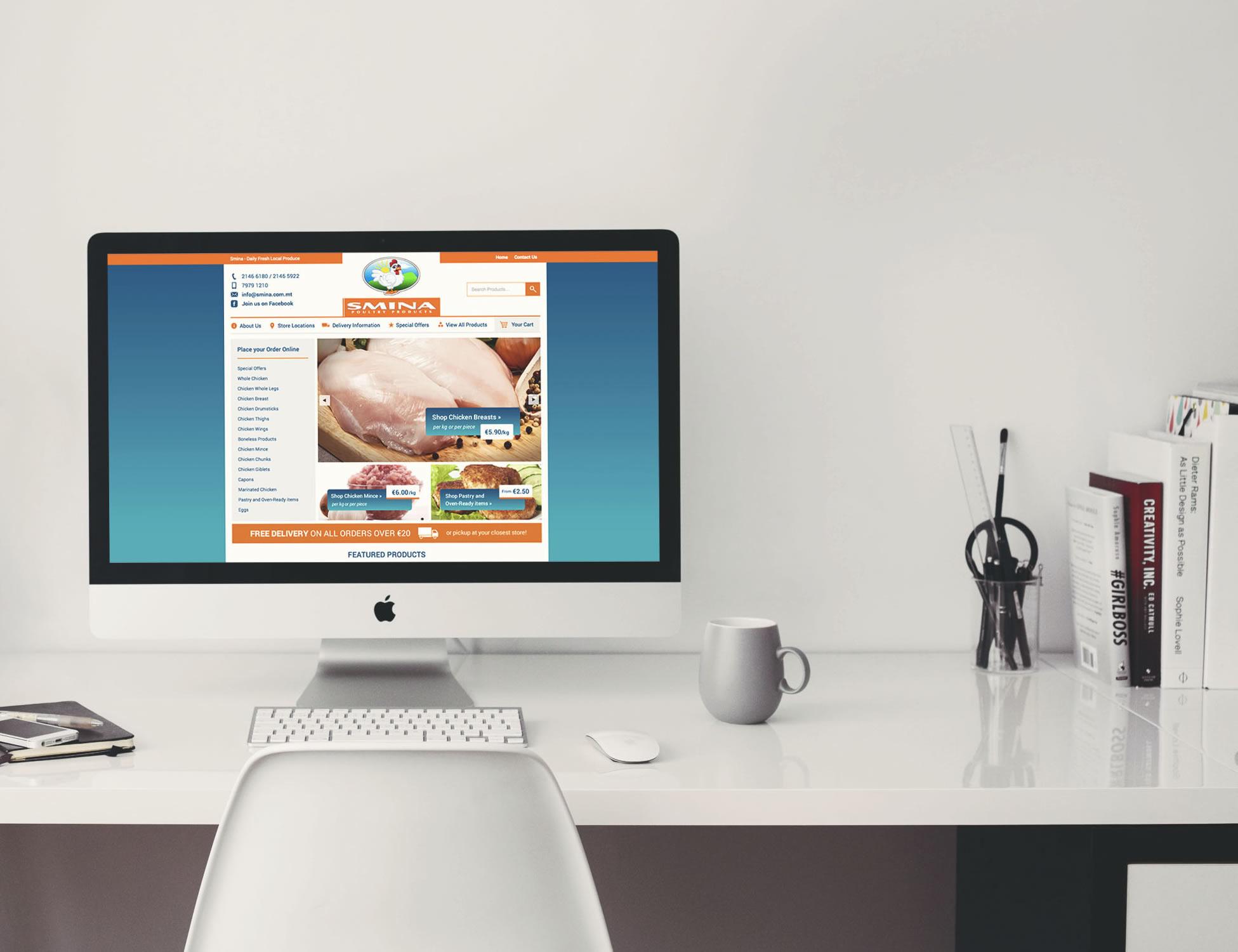 Fernand Fenech - Web Design, Web Development Malta