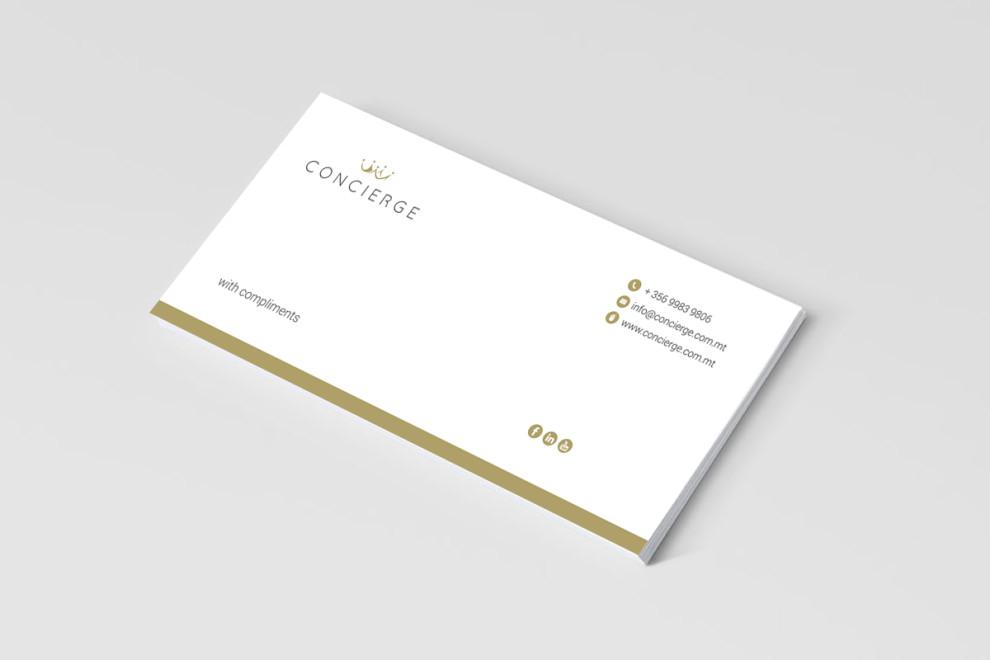 Fernand Fenech - Logo Design & Branding