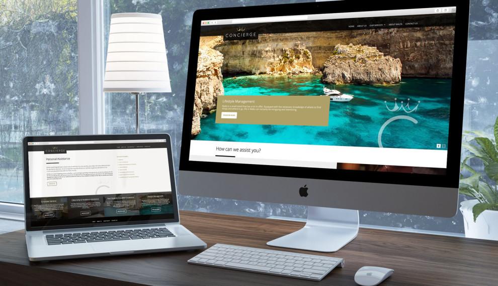 Fernand Fenech - Malta Web Design and Development