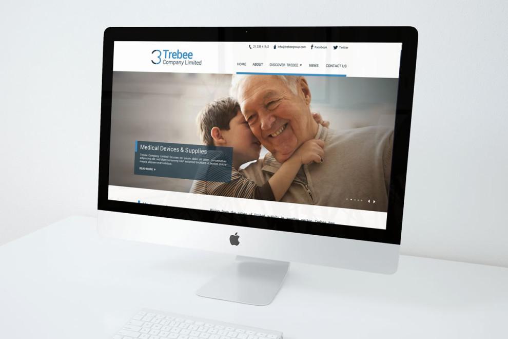 Trebee Group - Web Design and Development