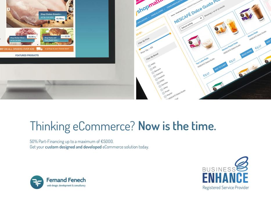ecommerce grant scheme Malta
